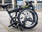Ilustrasi Sepeda Lipat Birdy