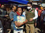 Penjual Odading di Bandung