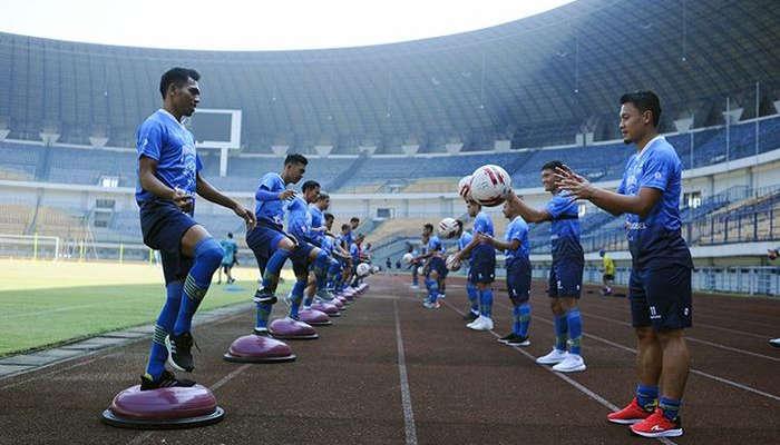 Persib Bandung Siap Hadapi Bhayangkara FC
