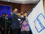 ARD saat dilantik menjadi ketua APINDO Subang