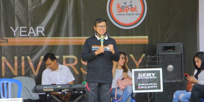 Wakil Bupati Subang Agus Masykur