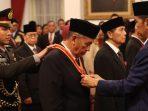 Penerima Bintang Kehormatan Jokowi