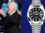 Joe Biden Gunakan Rolex