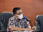 Ketua Pansus I DPRD Provinsi Jawa Barat Haru Suandharu