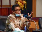 Sekretaris Komisi I DPRD Provinsi Jawa Barat Sadar Muslihat.
